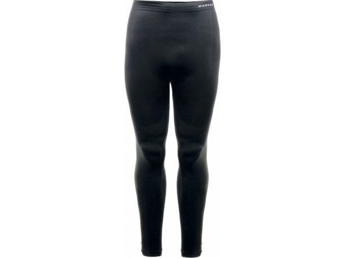 Męskie spodnie termoaktywne Dare2B DMU303 ZONAL III czarne