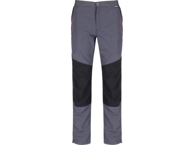 Męskie spodnie outdoorowe Regatta RMJ193R SUNGARI Seal Grey/Bl