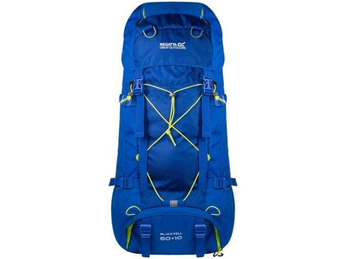 Niebieski plecak turystyczny Regatta EU149 Blackfell 2 60+10l