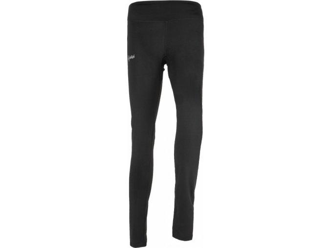 Damskie spodnie elastyczne KILPI TENORA-W Czarne