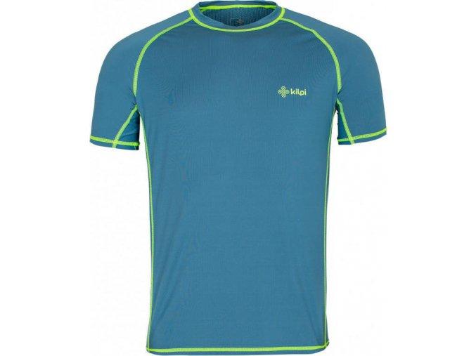Męska koszulka KILPI BORDER-M niebieska