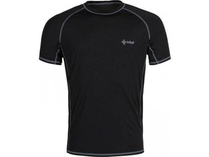 Męska koszulka KILPI BORDER-M czarna