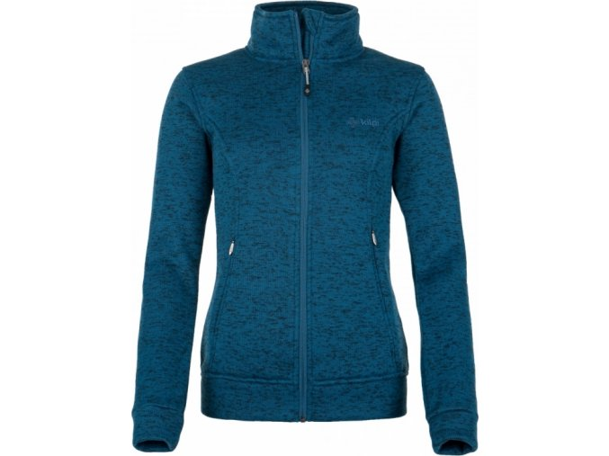 Damska bluza polarowa KILPI TONGARIRO-W ciemnoniebieska 17
