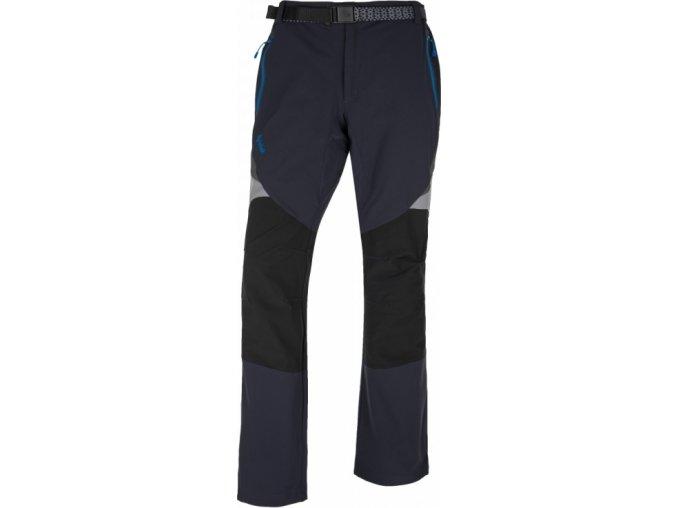 Męskie spodnie techniczne KILPI HIGHLANDER-M Ciemnoniebieskie