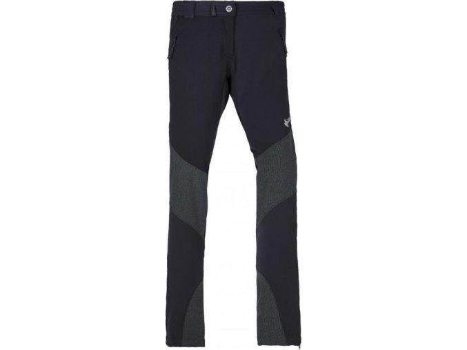 Damskie outdoor spodnie KILPI  NUUK-W Czarne