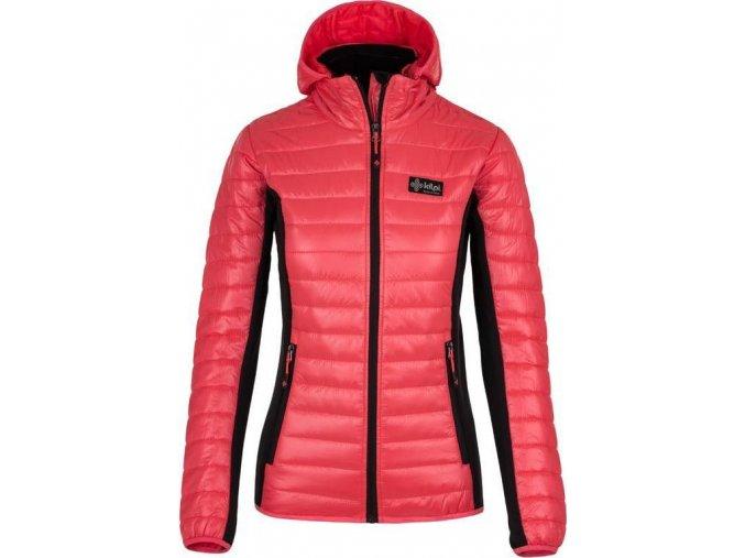 Damska kurtka outdoorowa KILPI NEKTARIA-W różowa