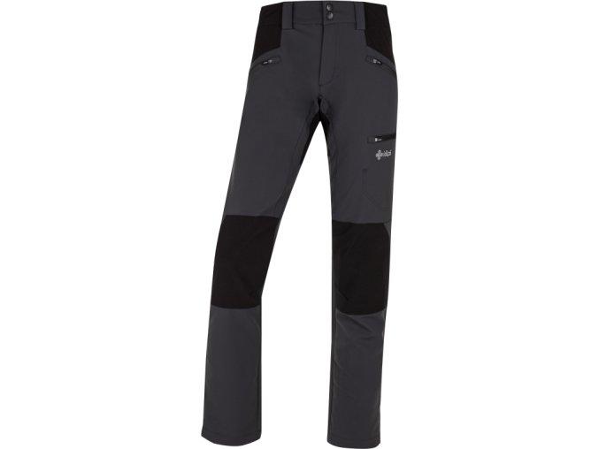 Damskie outdoor spodnie KILPI TIDE-W  Ciemnoszare
