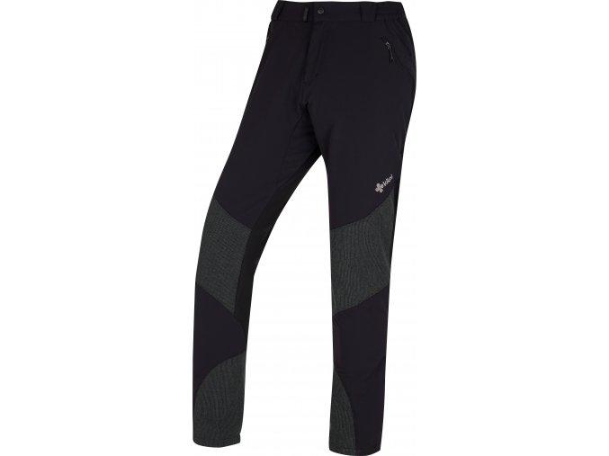 Męskie spodnie outdoorowe KILPI  NUUK-M Czarne