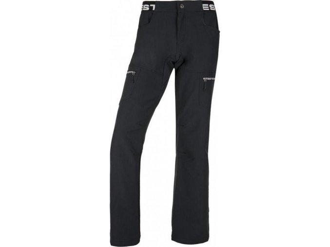 Męskie spodnie trzy sezonowe KILPI  TAKAKA-M Czarne