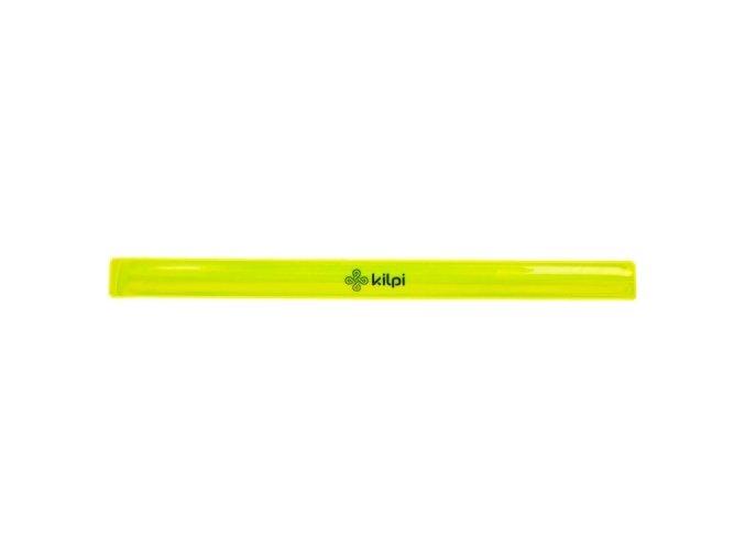 Opaska odblaskowa KILPI  REFLECTOR-U żółta