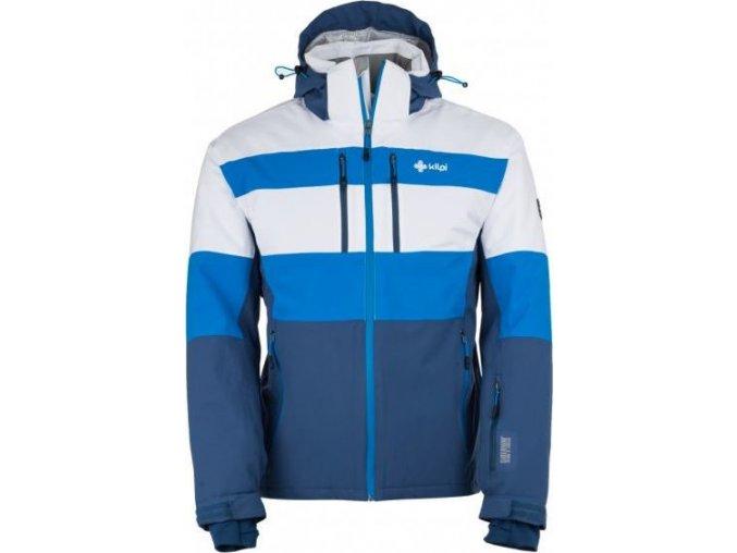 Męska kurtka narciarska KILPI APOLLO-M niebieska