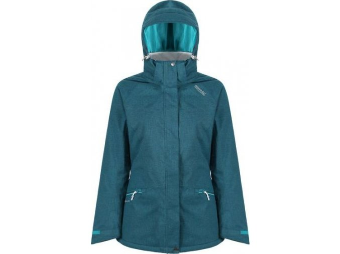 Damska kurtka zimowa Regatta RWP272 HIGHSIDE III niebieska