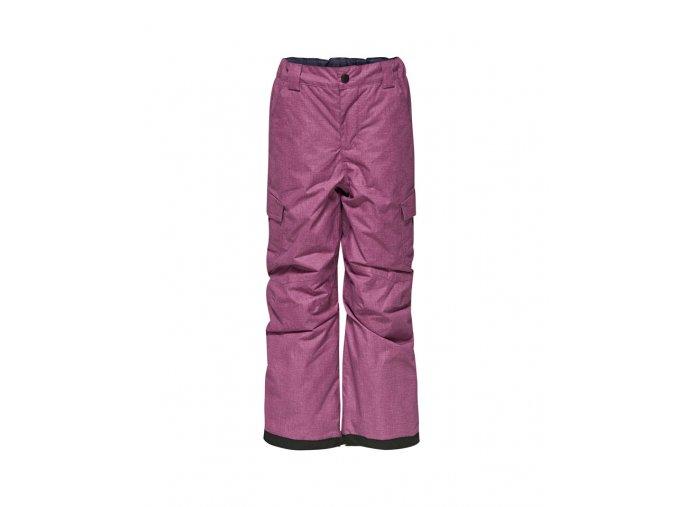 Dětské lyžařské kalhoty LEGO® Wear PING 771 Fialová