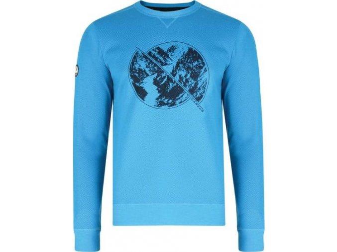 Męska bluza Dare2B DMA353 INCIDENTAL II jasnoniebieska