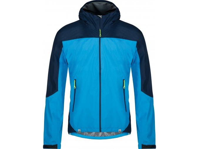 Męska ultralekka kurtka techniczna KILPI HURRICANE-M niebieski 19 b