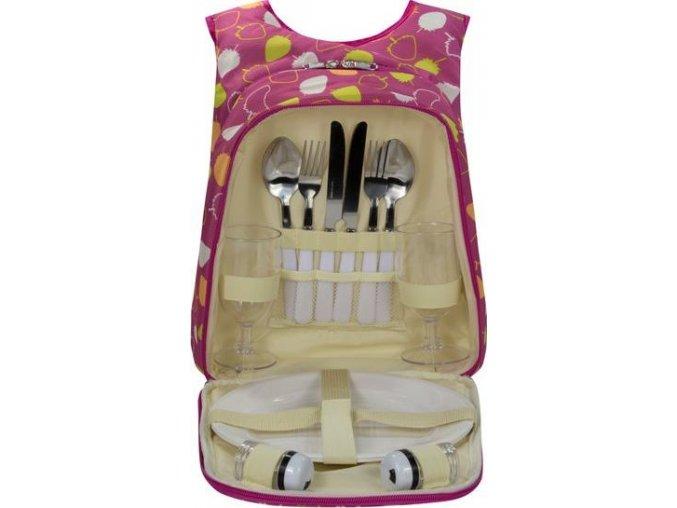 Różowy plecak piknikowy RCE090 REGATTA Freska2