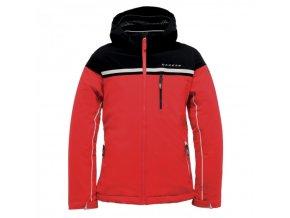 Chlapecká lyžařská bunda Dare2B DBP300 DESTINED Jkt Fiery Red