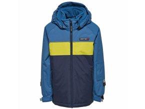 Chlapecká lyžařská bunda LEGO® Wear JAZZ 776 Modrá