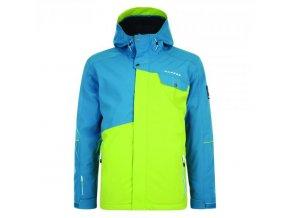 Męska kurtka narciarska Dare2B DMP309 MENTALITY niebiesko-zielona