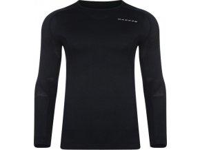 Męska koszulka termiczna Dare2B DMU301 ZONAL III L/S T czarna