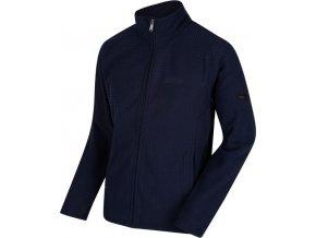 Bluza męska polarowa Regatta RMA293 EDDARD Navy