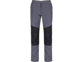 Męskie spodnie outdoorowe Regatta RMJ193R SUNGARI Niebeske 3