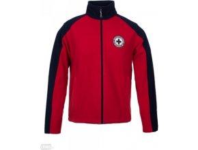 Bluza męska polarowa Regatta SBRMA030 HEDMAN Czerwona