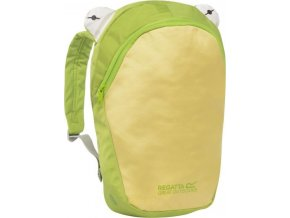 Plecak dziecięcy Regatta EK013 ZEPHYR DAYPACK żaba (zielony)