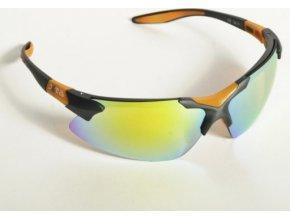 Sportovní brýle Dare2B POL595 T3334 Sport Grey Orange