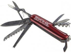 Scyzoryk 13 w 1 Regatta RCE113 MULTI KNIFE Czerwony
