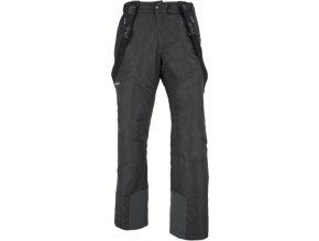 Męskie spodnie narciarskie KILPI ZACHARY  Czarne