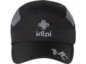 Damska czapka z daszkiem  KILPI MIND-L czarna