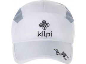 Damska czapka z daszkiem KILPI MIND-L biała