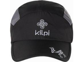 Dziecięca czapka z daszkiem KILPI MIND - K czarna