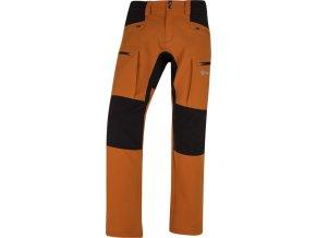 Męskie spodnie outdoorowe TIDE-M Pomaranczowe