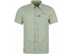 Męska koszulka KILPI BOMBAY-M khaki