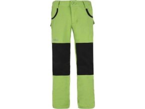 Spodnie dziecięce KILPI KARIDO-J Jasnozielone