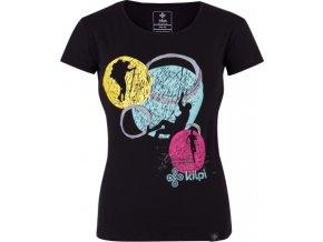 Damska koszulka KILPI KNOLL-W czarna