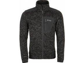Bluza męska polarowa KILPI TONGARIRO-M Czarna 17