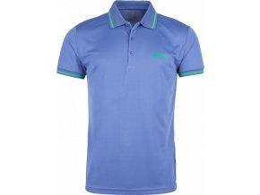 Męska koszulka polo KILPI JUBA-M niebieska