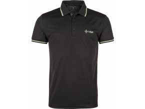Męska koszulka polo KILPI JUBA-M czarna