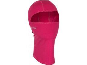 Dětská lyžařská maska KILPI TAU-J Růžová