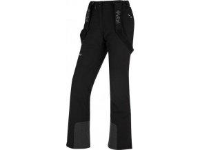 Damskie narciarske spodnie KILPI ELARE-W Czarne