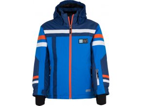 Chłopięca kurtka narciarska KILPI TITAN-JB niebieska