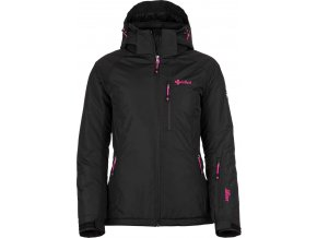 Damska kurtka narciarska KILPI CHIP-W czarna 18