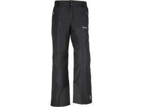 Męskie spodnie narciarske KILPI GABONE-M GABONE-M Czarne