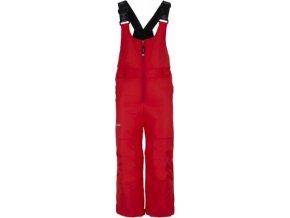 Dětské lyžařské kalhoty KILPI DARYL-JB Červená