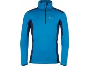 Męska koszulka funkcyjna KILPI WILKE-M niebieska