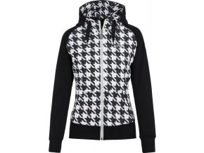 Damska bluza bawełniana KILPI SCADI-W czarna