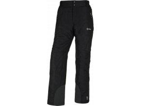 Męskie spodnie narciarske KILPI GABONE-M Czarne
